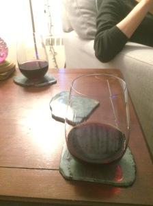 Wine + friends = <3