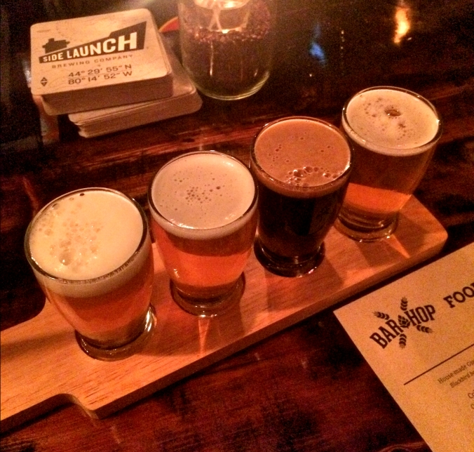 Bar Hop flight